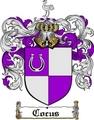 Thumbnail Cocus Family Crest  Cocus Coat of Arms