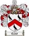 Thumbnail Codd Family Crest Codd Coat of Arms Digital Download