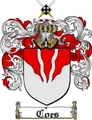 Thumbnail Coes Family Crest  Coes Coat of Arms