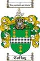 Thumbnail Coffay Family Crest  Coffay Coat of Arms