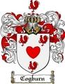 Thumbnail Cogburn Family Crest  Cogburn Coat of Arms