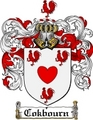 Thumbnail Cokbourn Family Crest  Cokbourn Coat of Arms