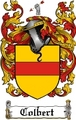 Thumbnail Colbert Family Crest  Colbert Coat of Arms