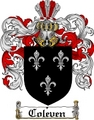 Thumbnail Coleven Family Crest  Coleven Coat of Arms