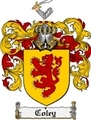 Thumbnail Coley Family Crest Coley Coat of Arms Digital Download