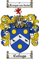 Thumbnail Colings Family Crest  Colings Coat of Arms