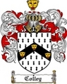 Thumbnail Colley Family Crest  Colley Coat of Arms