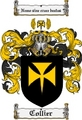 Thumbnail Collier Family Crest Collier Coat of Arms Digital Download