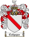 Thumbnail Collpeper Family Crest Collpeper Coat of Arms Digital Download
