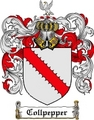 Thumbnail Collpepper Family Crest Collpepper Coat of Arms Digital Download