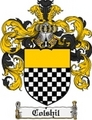 Thumbnail Colshil Family Crest Colshil Coat of Arms Digital Download