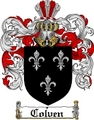 Thumbnail Colven Family Crest  Colven Coat of Arms