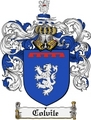 Thumbnail Colvile Family Crest Colvile Coat of Arms Digital Download