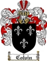 Thumbnail Colvin Family Crest  Colvin Coat of Arms