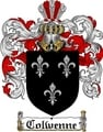 Thumbnail Colwenne Family Crest  Colwenne Coat of Arms