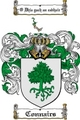 Thumbnail Connairs Family Crest  Connairs Coat of Arms