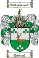 Thumbnail Connal Family Crest  Connal Coat of Arms
