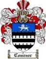 Thumbnail Conreor Family Crest  Conreor Coat of Arms