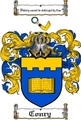 Thumbnail Conry Family Crest  Conry Coat of Arms