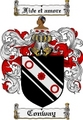 Thumbnail Conway Family Crest Conway Coat of Arms Digital Download