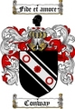 Thumbnail Conway Family Crest  Conway Coat of Arms