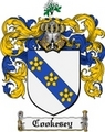Thumbnail Cookesey Family Crest Cookesey Coat of Arms Digital Download