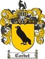 Thumbnail Corbet Family Crest  Corbet Coat of Arms