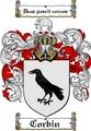 Thumbnail Corbin Family Crest  Corbin Coat of Arms