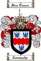 Thumbnail Cormache Family Crest  Cormache Coat of Arms