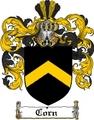 Thumbnail Corn Family Crest  Corn Coat of Arms