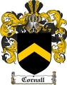Thumbnail Cornall Family Crest  Cornall Coat of Arms