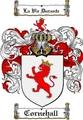 Thumbnail Cornehall Family Crest  Cornehall Coat of Arms