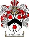 Thumbnail Cornelius Family Crest  Cornelius Coat of Arms