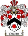 Thumbnail Cornellis Family Crest  Cornellis Coat of Arms