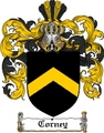 Thumbnail Corney Family Crest  Corney Coat of Arms