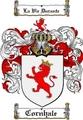 Thumbnail Cornhale Family Crest  Cornhale Coat of Arms