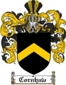 Thumbnail Cornhaw Family Crest  Cornhaw Coat of Arms
