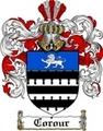 Thumbnail Corour Family Crest  Corour Coat of Arms