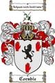 Thumbnail Corsbie Family Crest  Corsbie Coat of Arms
