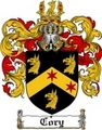 Thumbnail Cory Family Crest  Cory Coat of Arms