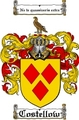 Thumbnail Costellow Family Crest  Costellow Coat of Arms