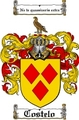 Thumbnail Costelo Family Crest  Costelo Coat of Arms