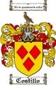 Thumbnail Costillo Family Crest  Costillo Coat of Arms