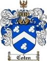 Thumbnail Coten Family Crest  Coten Coat of Arms