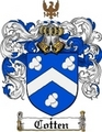 Thumbnail Cotten Family Crest  Cotten Coat of Arms