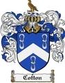 Thumbnail Cotton Family Crest Cotton Coat of Arms Digital Download