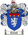 Thumbnail Covell Family Crest Covell Coat of Arms Digital Download