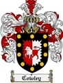 Thumbnail Cowley Family Crest Cowley Coat of Arms Digital Download
