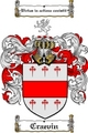 Thumbnail Craevin Family Crest  Craevin Coat of Arms