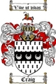 Thumbnail Craig Family Crest / Craig Coat of Arms